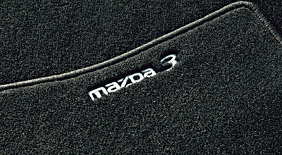 """Floor mats """"Luxury"""" (5HB, SDN)"""