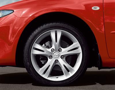 Alloy wheel (5HB, SDN, WGN)
