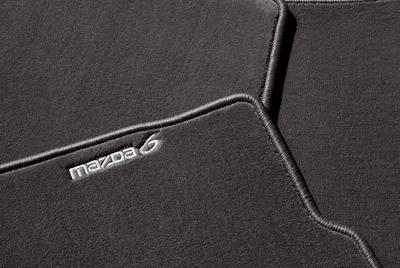 "Floor mats ""Luxury"" (5HB, SDN, WGN)"