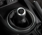Shift knob w/o illumination