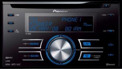 2-DIN MP3-CD-Tuner