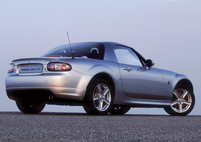 mazda mx 5 hardtop soft top. Black Bedroom Furniture Sets. Home Design Ideas