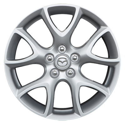 Alloy wheel (MPS)