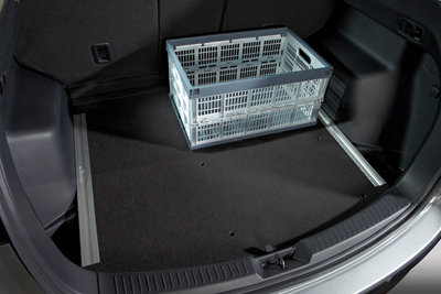 Trunk room storage system