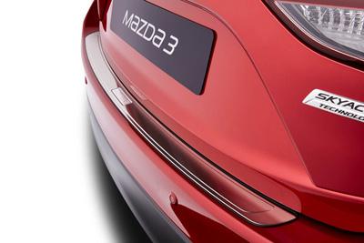 Rear bumper step plate (5HB)