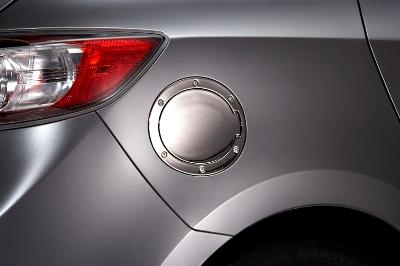 Fuel filler lid (SDN)