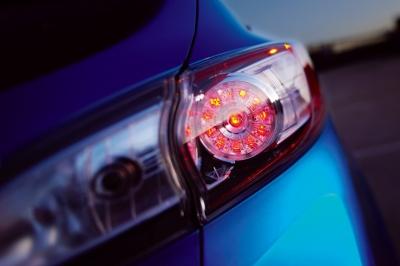 LED Rear Lamps (5HB)