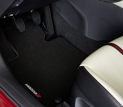 "Floor mats ""Luxury"""