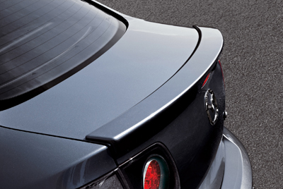Rear spoiler, lip type (SDN)