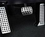 Aluminium Brake Pedal