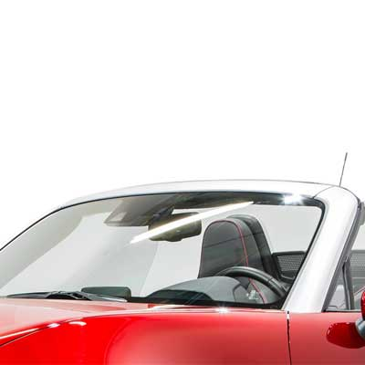 Front Pillar Trim (Soft Top)