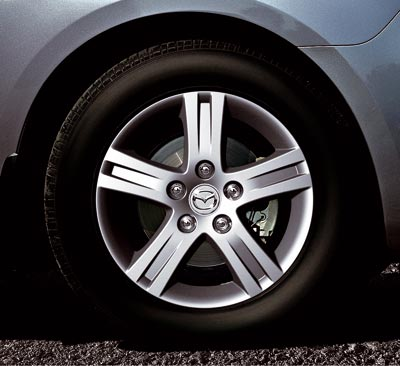 Alloy wheel (5HB, SDN)