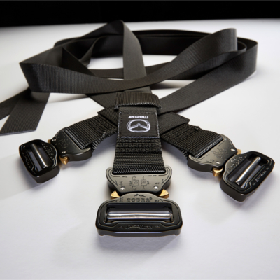 Luggage securing belt (Soft Top)