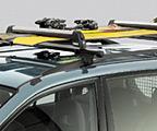 porte-skis / snowboard