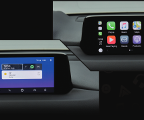 Unidad Apple CarPlay / Android Auto™