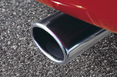 Exhaust trim