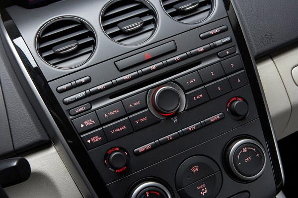 Accessori Mazda CX-7