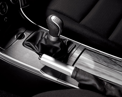Parking brake lever (5HB, SDN, WGN)