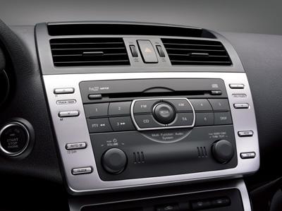 6-CD-changer/MP3/radio module