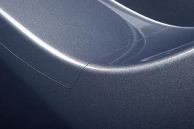 Rear bumper step foil (WGN)