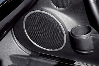 Speaker bezels