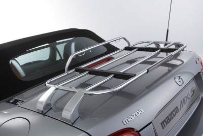 Trunk lid carrier (Soft Top)