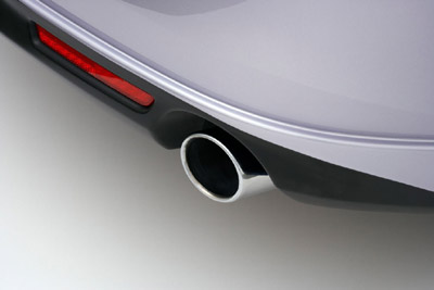 Sport exhaust (WGN)