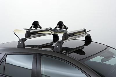 Ski & Snowboard Attachment