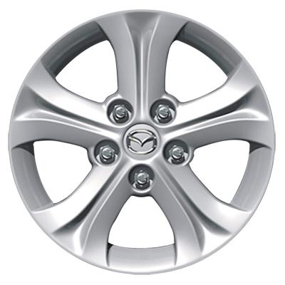 Alaşımlı jant  (5 kapili hatchback, 4 kapili sedan)
