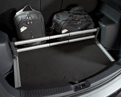 Trunk room storage system