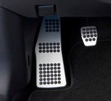 Alloy foot rest (5HB, SDN)