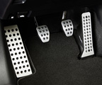 Aluminium Brake and Clutch pedal set