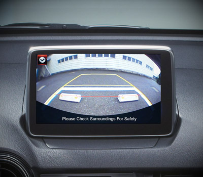 Rear View Camera (SDN)