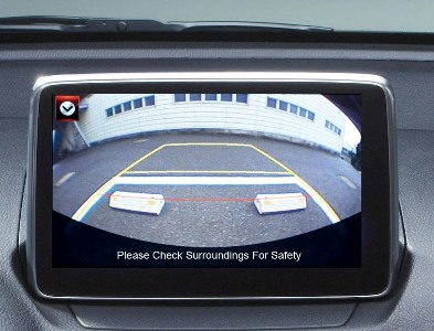 Rear View Camera (WGN)
