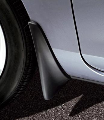Front Mud Flaps (5HB, SDN)