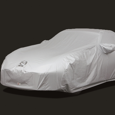 Outdoor vehicle cover